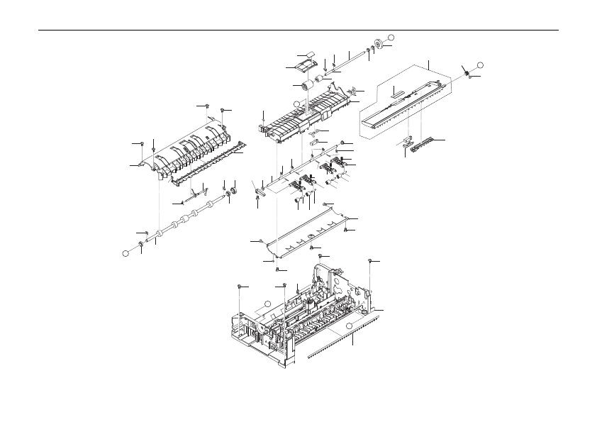 Paper Conveying Section